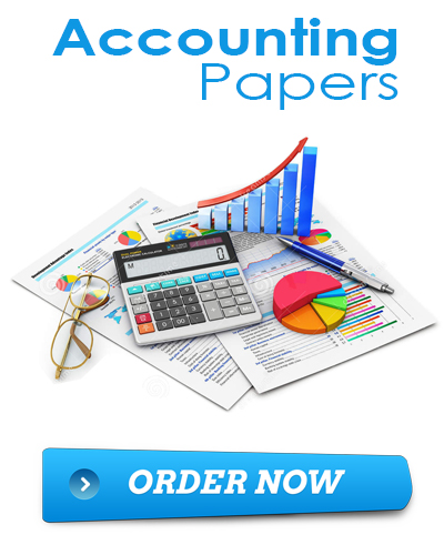 we provide accounting papers writing services