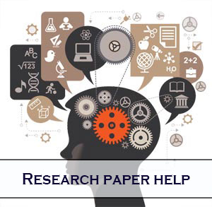 We help you in research paper writing
